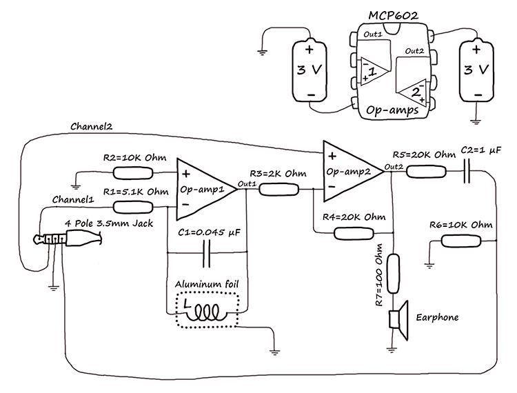 Astonishing Homemade Metal Detector Wiring Database Apannorabwedabyuccorg