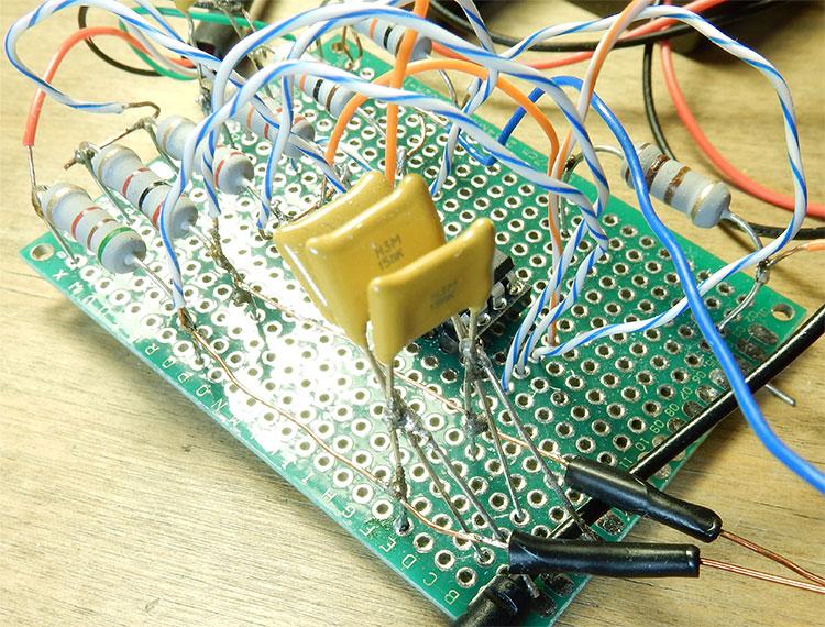 Homemade Metal Detector
